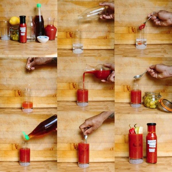 Image of Habanero Ketchup Bloody Mary