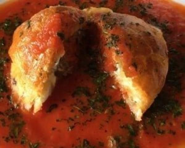 Image ofBite-Sized Meatball Sub Pockets