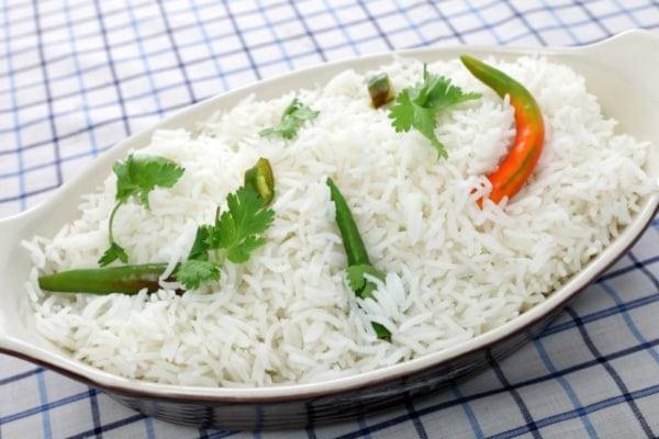 Lemony Flavor Rice Recipe