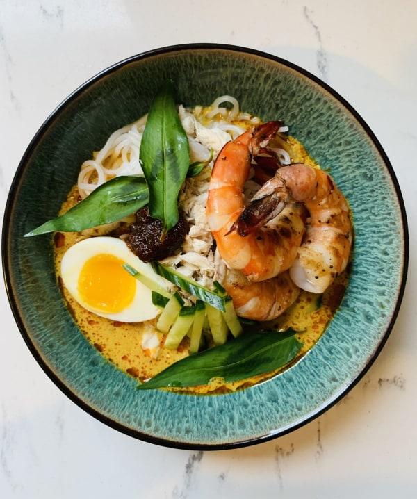 Image of Chef Nora Haron's Laksa