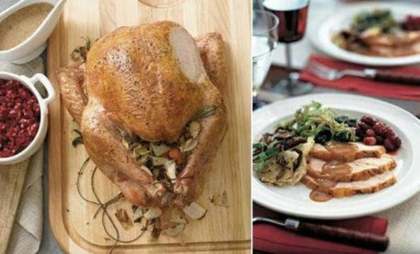 Image ofThe Ultimate Thanksgiving Turkey Brine Recipe by Chef Scott