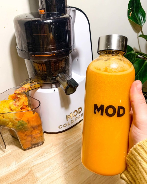 Image ofEaster Inspired Juice Recipe | MOD Appliances