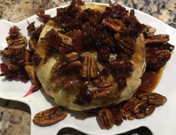 Image ofBacon Maple Baked Brie