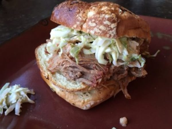 Image of Pulled Pork Barbecue