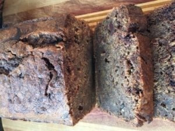 Image ofChocolate Bacon Banana Bread