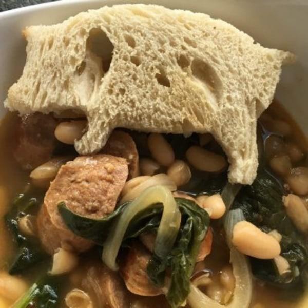 Image ofChorizo & White Bean Stew