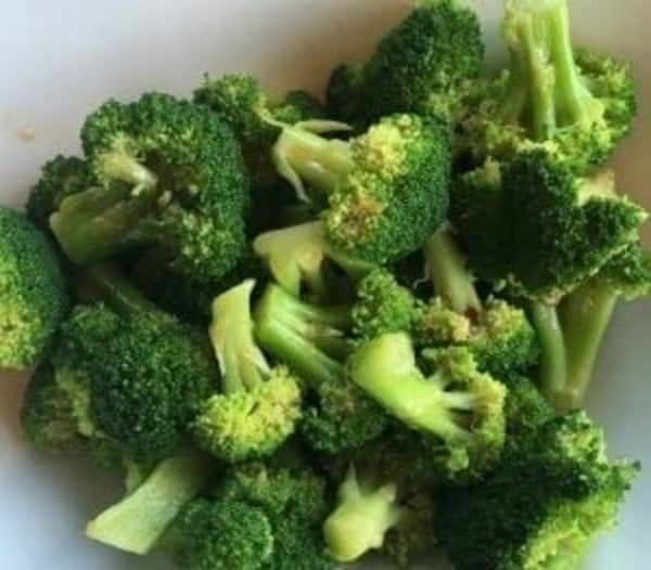 Image of Chinese Broccoli Salad with Sesame Citrus Dressing