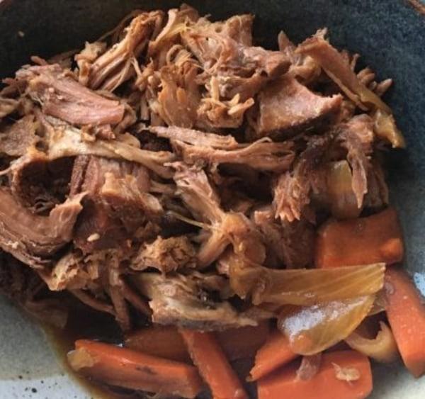 Image ofSlow Cooker Pork for Carnitas