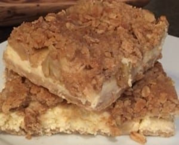 Image ofApple Pie Cheesecake Bars