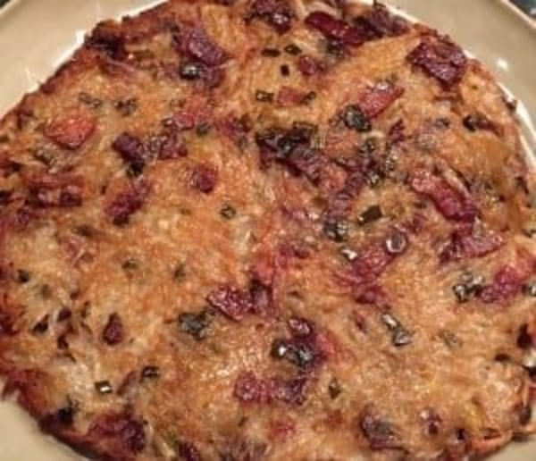 Image of Rosti with Hickory Smoked Bacon & Scallions