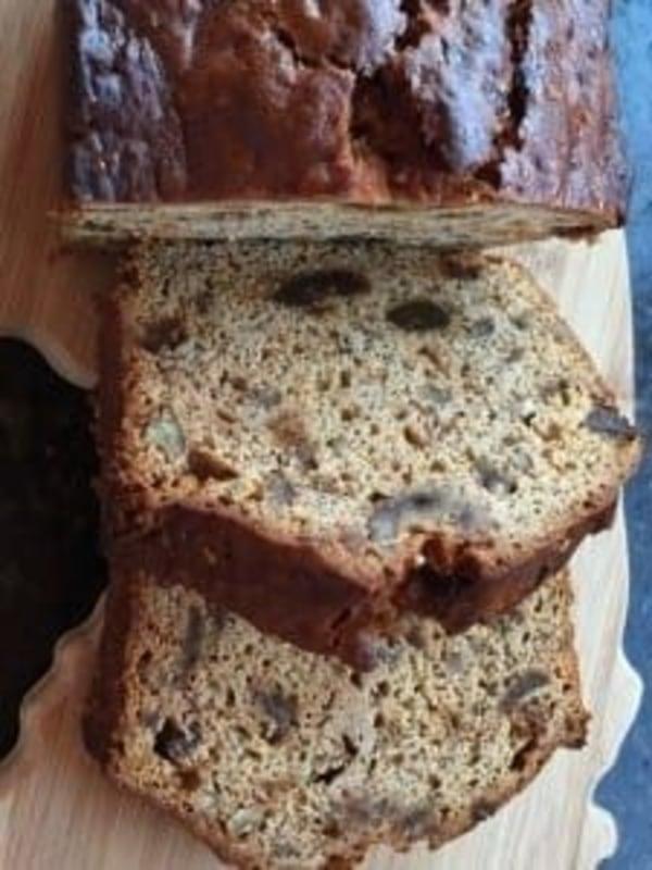 Image ofDate Spice Loaf