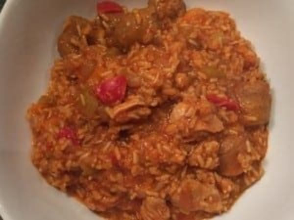 Image ofChicken and Andouille Sausage Jambalaya