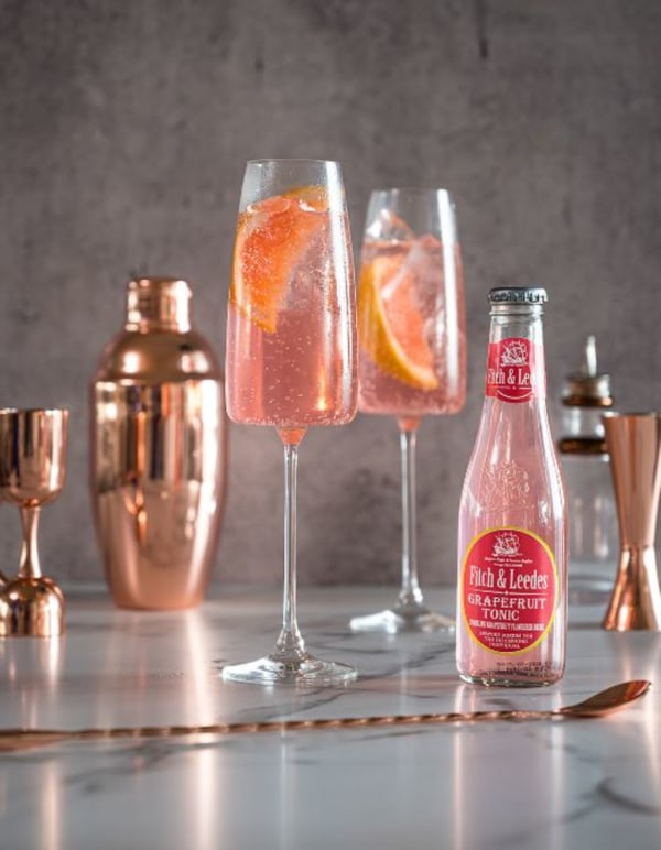 Image of Vodka & Grapefruit Tonic