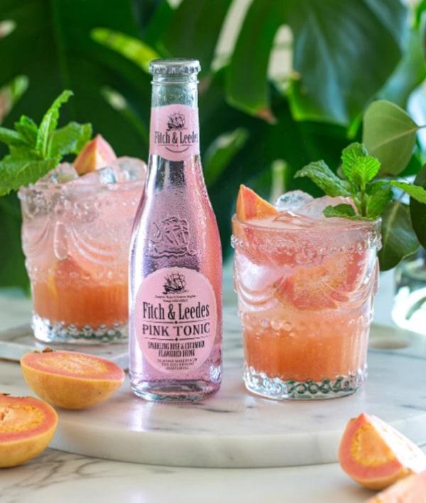 Image of Vodka Pink Guava Spritz