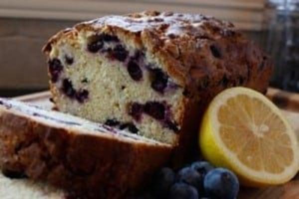 Image ofLemon Blueberry Quick Bread