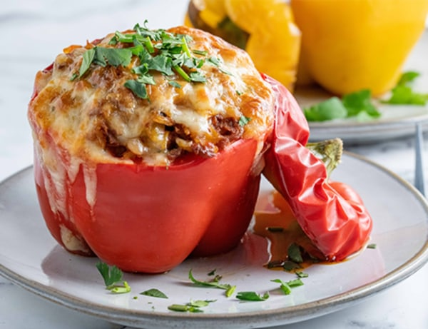 Image ofStuffed Bell Peppers