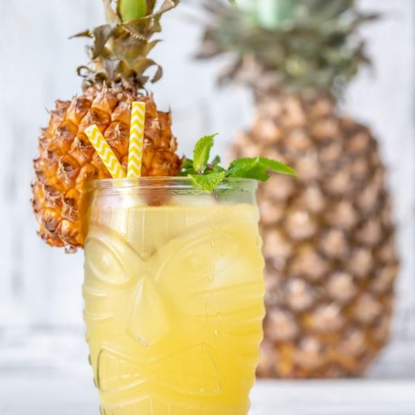 Image ofPineapple Moonshine Recipe