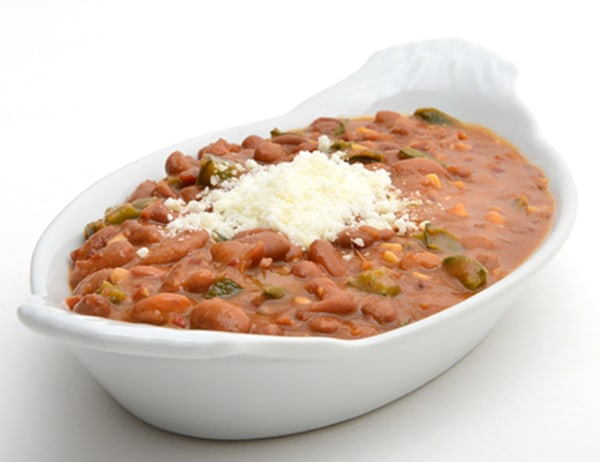 Image of Oaxaca Style Pinto Beans with Chipotle and Pasilla Peppers