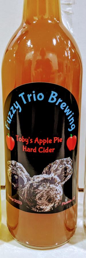 Image ofBoozy Apple Pie Cider