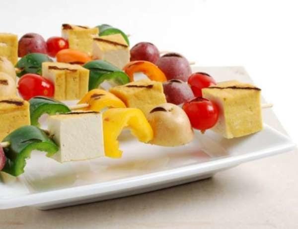 Image of Tofu Kabobs