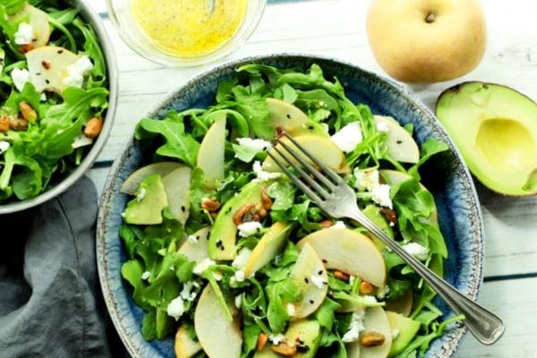 Image of Pear & Pistachio Salad