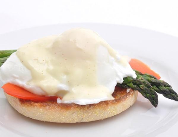 Image ofSmoked Salmon Eggs Benedict