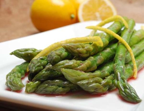Image of Orange-Lemon Asparagus Saute