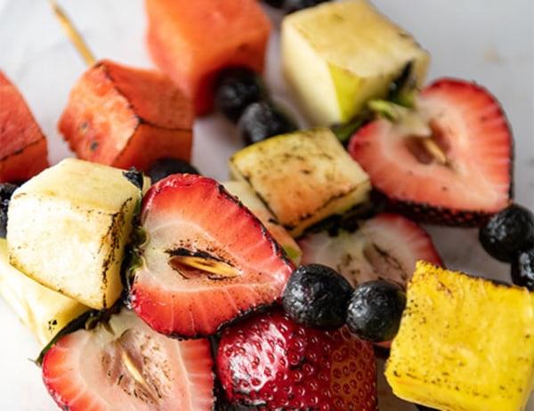Image ofGrilled Fruit Kabobs
