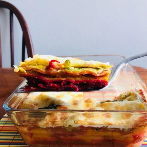 Image ofLe Veneziane Plant Based Rainbow Lasagne