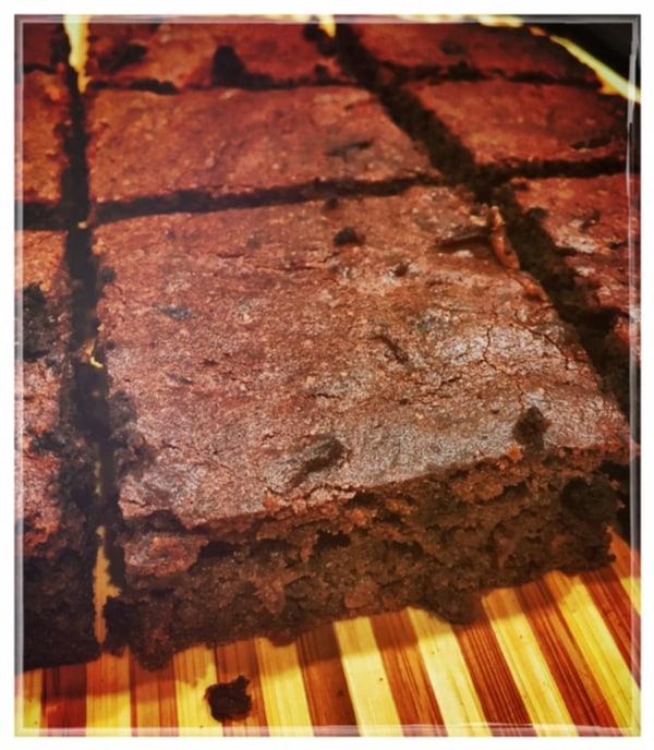 Image ofGluten Free Beetroot Brownies