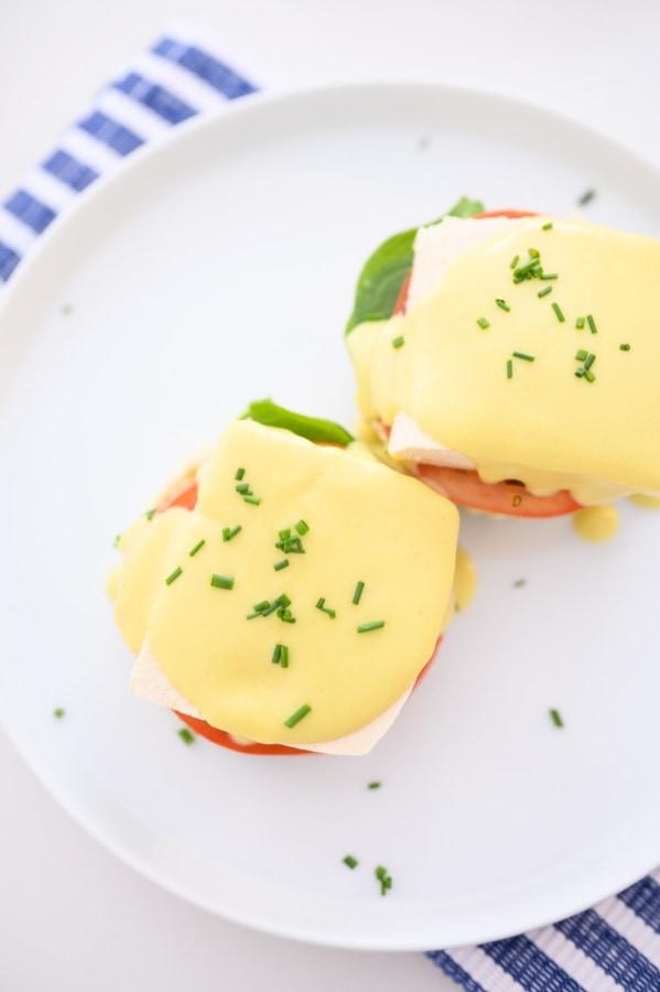 Image of The Best Tofu Eggs