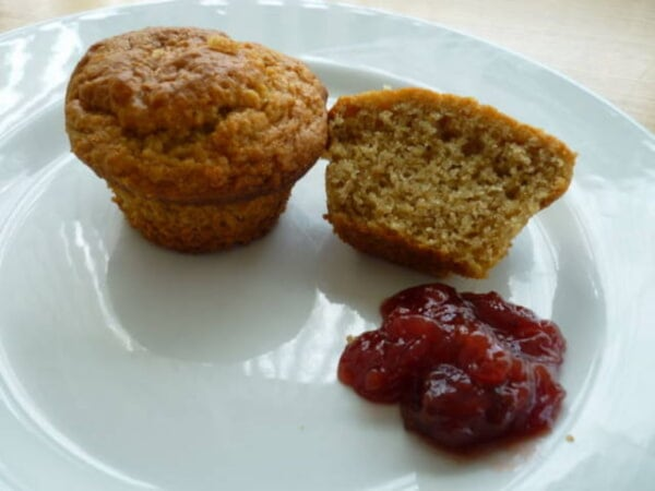 Image ofGluten Free Oat Muffins