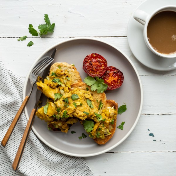 Image of Akuri Spiced Scrambled Eggs