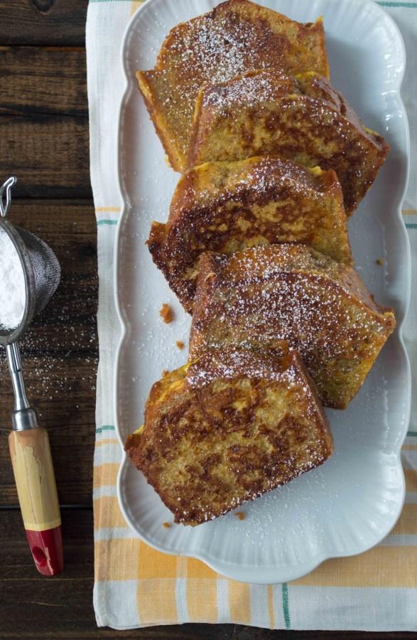 Image ofBanana Bread French Toast