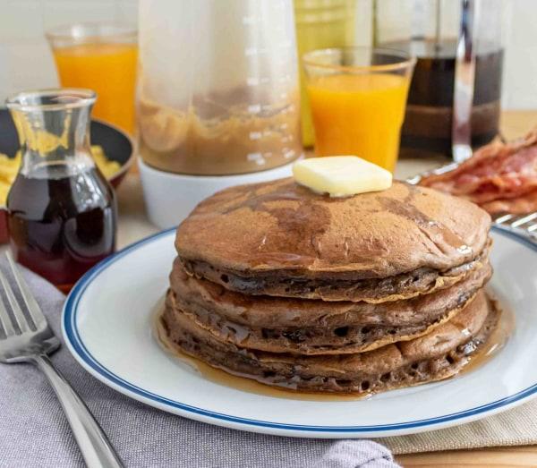 Image ofCoffee Pancakes