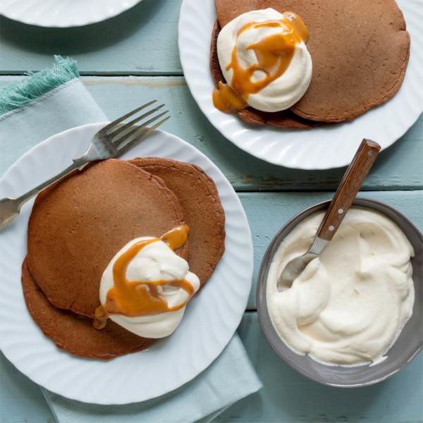 Image of Dulce de leche Whipped Cream