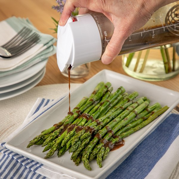 Image ofBaked Asparagus with Butter Sauce
