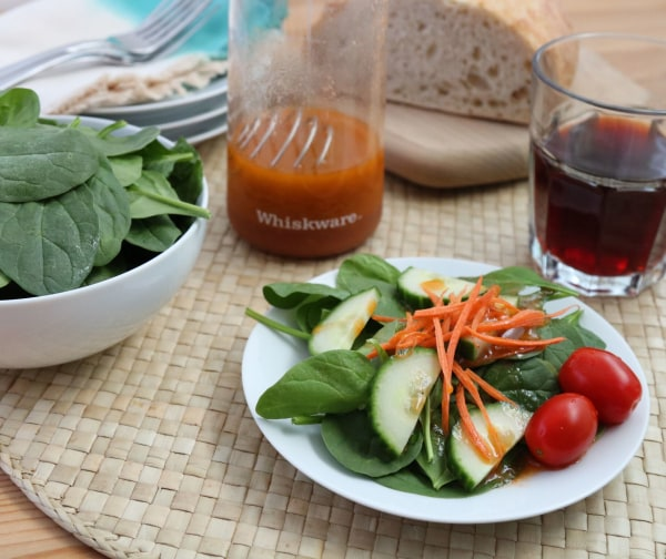 Image ofFresh French Salad Dressing