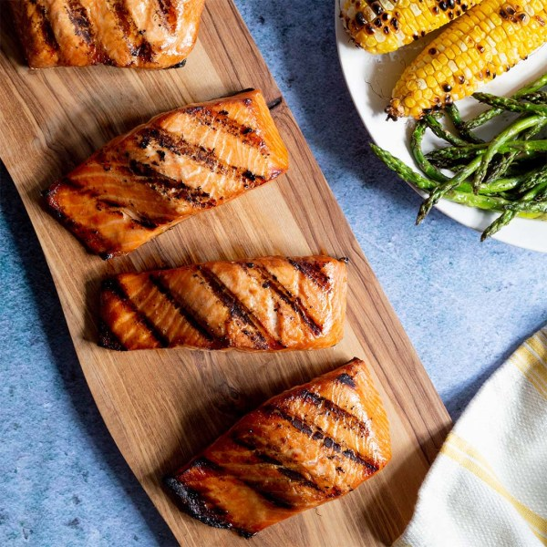 Image ofGrilled Salmon
