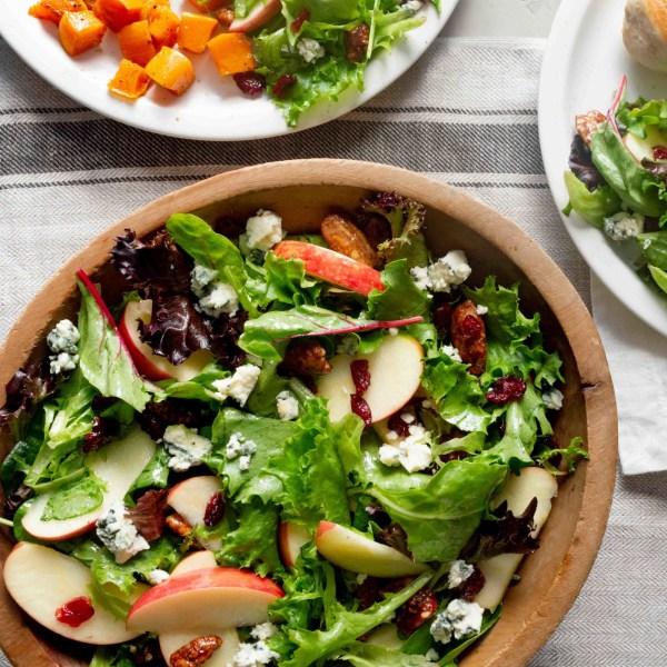 Image ofHoneycrisp Apple Salad