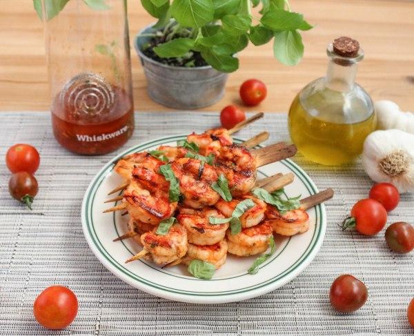 Image of Marinated Grilled Shrimp