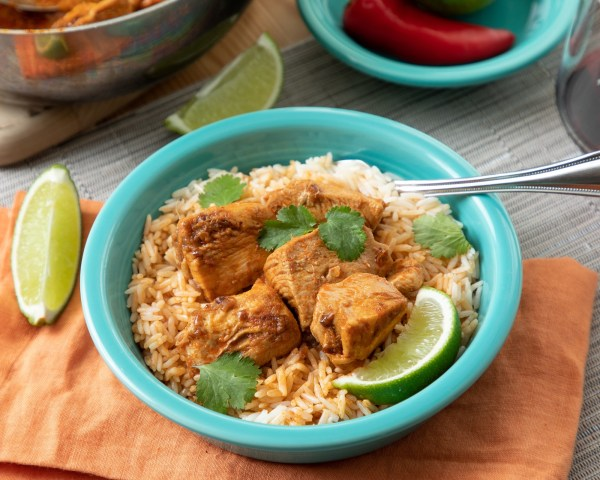 Image ofMalaysian Chicken Curry