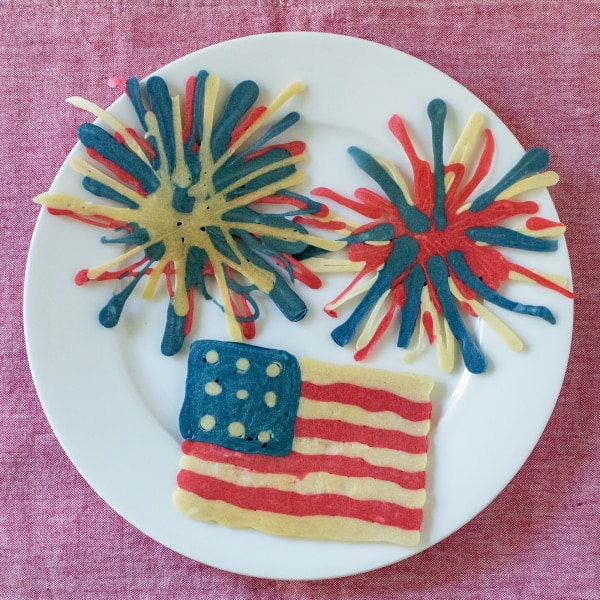 Image of Pancake Art Kit- Fireworks