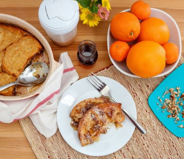 Image of Orange Pecan French Toast