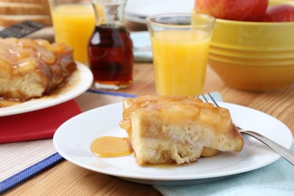 Image ofOvernight Apple Cinnamon French Toast