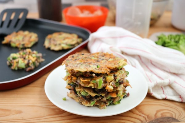 Image ofWild Rice Fritters