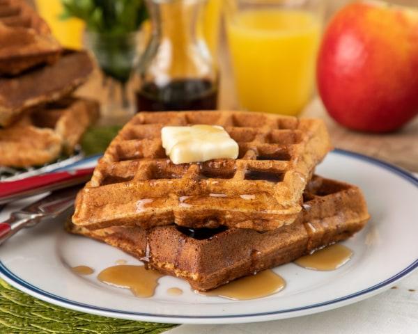 Image ofWhole Grain Waffles