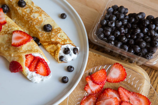 Image of Swedish Pancakes