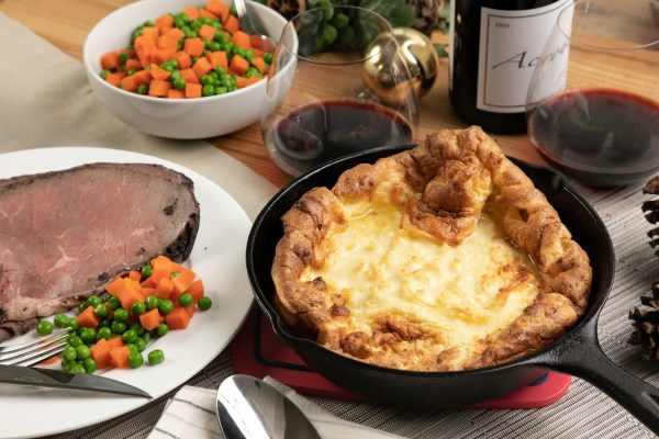 Image of Yorkshire Pudding
