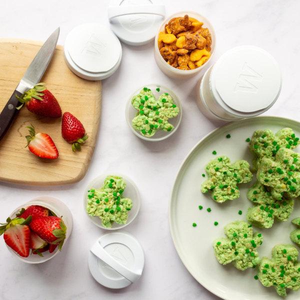 Image of Shamrock Cereal Snacks